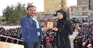 Birecik'te Kur'an-ı Kerim'i Güzel Okuma Yarışması Sonuçlandı