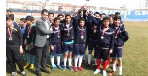 Çankırı'da Okullar Arası Musabakalar Tamamlandı