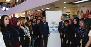 Çankırı'da Anlamlı Serginin Açılışını Gerginci Yaptı