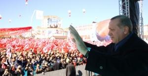 Erdoğan: 16 Nisan Yeni Bir Diriliştir