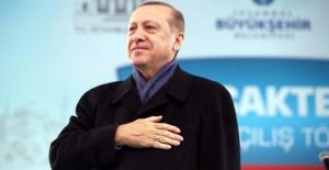 Erdoğan: Güçlü Türkiye'nin Önündeki Son Engeli Kaldıracağız