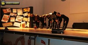 Eyyübiye Belediyesi'nden Anlamlı Tiyatro Gösterisi