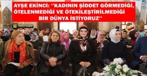 Eyyübiye Belediyesi'nin 8 Mart Etkinliğine Kadınlardan Yoğun İlgi
