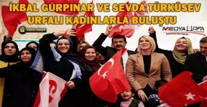 Eyyübiye'den Güçlü Kadın Güçlü Türkiye Programı