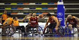 Galatasaray: 82 Şanlurfa Büyükşehir Engelliler: 44