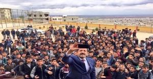 Gençliğe Önem Veren Başkan Öğrencilerle Buluştu