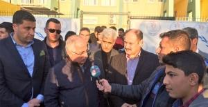 Gülpınar Şanlıurfaspor'u Yalnız Bırakmadı