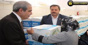 Haliliye'den 6 Bin Aileye Gıda Yardımı