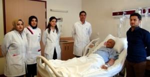 Harran Tıp'a Gelen Umutsuz Hasta Sağlığına Kavuştu