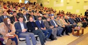 Harran Üniversitesinde İstiklal Marşı Konferansı Düzenlendi