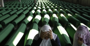 Kapanmayan Yara Srebrenitsa Soykırımı