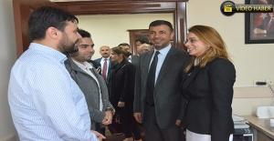Karahan: Şanlıurfa Cumhurbaşkanımızın Yanında Olacak