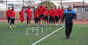 Karaköprü Belediyespor Şampiyonluğa Oynuyor