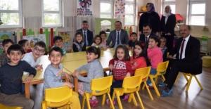 Kaymakam Yılmaz Anaokulu Müdürleri Bir Araya Geldi