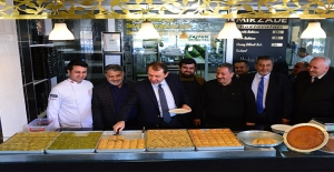 Lezzetin Başkenti Yemek Festivaline...