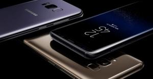 Samsung Galaxy S8'i Tanıttı
