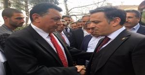 Şanlıurfa'da AK Parti ve MHP'den EVET İstişaresi