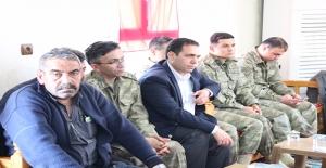 Şanlıurfa'da Şehit Asker Koruç İçin Mevlüt Okutuldu