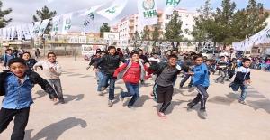 Şanlıurfa'da Türk ve Suriyeliler Aynı Etkinlikte Buluştu