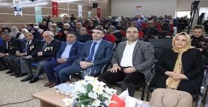 Şanlıurfa'da Yaşlılar Haftası Etkinliği