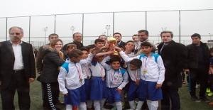 Şanlıurfa'da Küçükler Futbol Turnuvası Sona Erdi