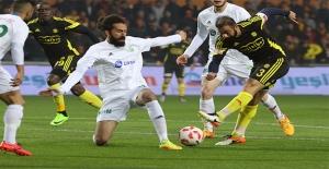 Şanlıurfaspor: 1 Evkur Yeni Malatyaspor:  2