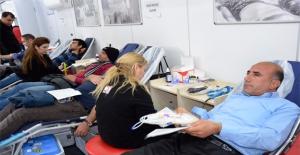 Siverekliler Kan Bağışına Duyarsız Kalmadı