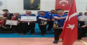 Urfalı Sporcu Türkiye Şampiyonu Oldu