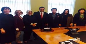 AK Parti Genel Merkezinde Harran Kutlaması