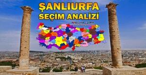 AK Parti#039;yi Şanlıurfa Kurtardı
