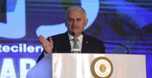 """Başbakan Yıldırım:  """"Demokrasi, Halkın Özgür Haber Alabilmesiyle Gelişir"""""""