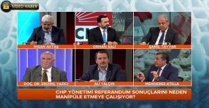 Başkan Atilla: Halk Artık Devletine Güveniyor