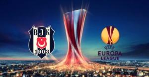 Beşiktaş Avrupa Kupalarında 195. Maçına Çıkıyor