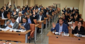 Büyükşehir Meclisi Nisan Ayı Oturumu Başladı