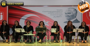 Devlet Türk Halk Müziği, Yeni İzler'de Mest Etti
