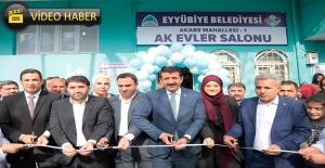 Eyyübiye Belediyesi'nden Üst Üste Açılışlar