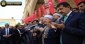 Eyyübiye'de Sabır Etkinlikleri 3 Dilde Dua ile Başladı