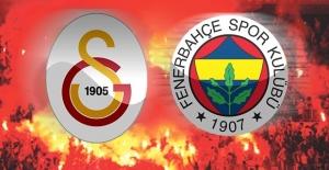 Galatasaray-Fenerbahçe Rekabetinde 385. Randevu