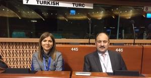 Gülpınar AKPM Genel Kurulunda