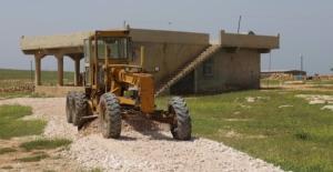 Haliliye Belediyesi Yol Çalışmaları Devam Ediyor