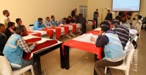 Haliliye Belediyesinden İş Sağlığı ve Güvenliği Eğitimi