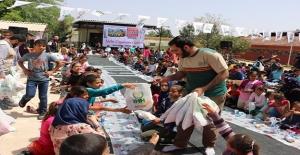 İHH'dan Şanlıurfa'da Yetim Dayanışma Günleri Programı