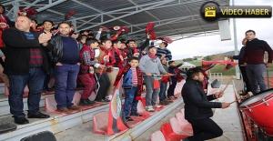 Karaköprü Belediyespor'dan Taraftara Çağrı