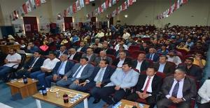 MHP Siverek İlçe Kongresi Yapıldı