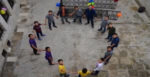 Şanlıurfa'da Eski Konak Suriyeli Yetimlere Yuva Oldu
