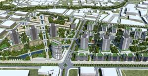 Şanlıurfa'da Eski Sanayinin Yerinde Cazibe Merkezi Oluşuyor