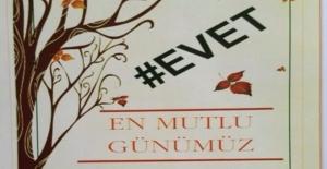 Şanlıurfa'da EVET'li Düğün Davetiyesi