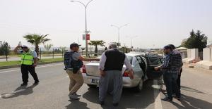 Şanlıurfa'da Güvenlik Önlemleri Arttırıldı