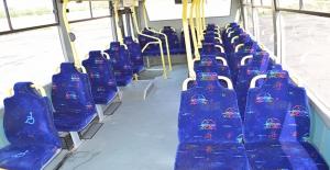 Şanlıurfa'da Toplu Taşıma Araçlarına Revizyon