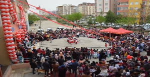 Şanlıurfa'nın İlçelerinde 23 Nisan Coşkusu